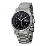 นาฬิกาผู้ชาย Hamilton รุ่น H71416137, Khaki Field Chronograph Automatic