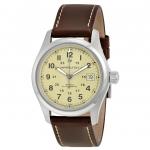 นาฬิกาผู้ชาย Hamilton รุ่น H70455523, Khaki Field Automatic Men's Watch