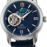 นาฬิกาผู้ชาย Orient รุ่น RE-DA0001L00B, Orient Star Open Heart Sapphire Automatic