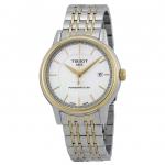 นาฬิกาผู้ชาย Tissot รุ่น T0854072201100, CARSON POWERMATIC 80