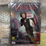 dvd Resident Evil: Retribution-ผีชีวะ 5: สงครามไวรัสล้างนรก