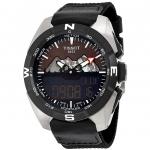 นาฬิกาผู้ชาย Tissot รุ่น T0914204605110, T-Touch Expert Solar Jungfraubahn