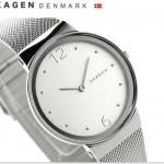 นาฬิกาผู้หญิง Skagen รุ่น SKW2380, Freja Steel Mesh Women's Watch