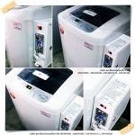 เครื่องซักผ้าหยอดเหรียญ 8 kg LG รับประกัน 1 ปี