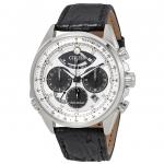 นาฬิกาผู้ชาย Citizen Eco-Drive รุ่น AV0060-00A, Calibre 2100 Chronograph Crocodile Leather Limited Edition
