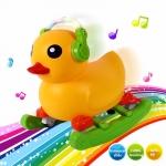 ขาไถเป็ดโยก Rocking Duck สำหรับเด็ก
