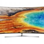 "Samsung 55"" Curved Smart 4K Curved Ultra HD TV จอโค้ง รุ่น UA55MU9000K"