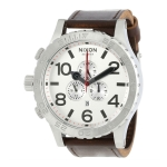 นาฬิกาผู้ชาย Nixon รุ่น A1241113, 51-30 Chrono Leather