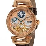 นาฬิกาผู้ชาย Stuhrling Original รุ่น 353A.334K14, Magistrate Power Reserve Dual Time