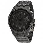 นาฬิกาผู้ชาย Citizen Eco-Drive รุ่น CA0625-55E, Chandler Black Chronograph