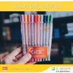 แพ็คปากกาหมึกเจล Sakura Gelly Roll รุ่น Classic ( 1แพ็ค/10สี)