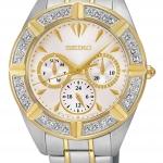 นาฬิกาผู้หญิง Seiko รุ่น SKY676P1, Lord Diamond