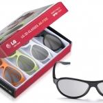แว่นตา 3D Accessory, 3D Glasses