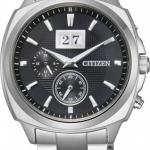 นาฬิกาข้อมือผู้ชาย Citizen Eco-Drive รุ่น BT0080-59E, Perpetual Calendar 100m