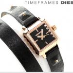นาฬิกาผู้หญิง Diesel รุ่น DZ5480, Ursula Black Dial
