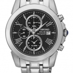 นาฬิกาผู้ชาย Seiko รุ่น SSC193, Le Grand Solar Chrongraph Stainless Steel Sport
