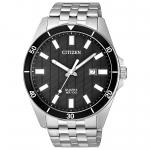 นาฬิกาผู้ชาย Citizen รุ่น BI5050-54E, Quartz Stainless Steel Men's Watch
