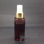 SB120 ml สีชา+สเปรย์ทอง แพคละ 10 ชิ้น
