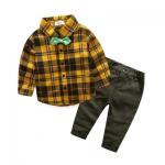 ID470- เสื้อ+กางเกง 5 ชุด /แพค ไซส์ 100-140