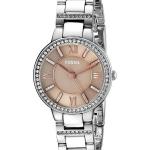 นาฬิกาผู้หญิง Fossil รุ่น ES4147, Virginia Diamond Women's Watch