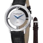 นาฬิกาผู้ชาย Stuhrling Original รุ่น 388G2.SET.01, Winchester Cathedral Quartz Men's Watch