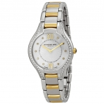 นาฬิกาผู้หญิง Raymond Weil Geneve รุ่น 5132-SPS-00985, Noemia Diamond