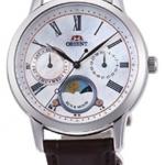 นาฬิกาผู้หญิง Orient รุ่น RA-KA0005A00C, Quartz Classic Sun & Moon Japan Women's Watch