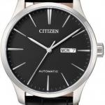 นาฬิกาผู้ชาย Citizen รุ่น NH8350-08E, Automatic 50m Elegant