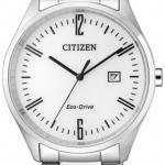 นาฬิกาผู้ชาย Citizen รุ่น BM7350-86A, Eco-Drive Stainless Steel Men's Watch