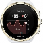 นาฬิกา ผู้ชาย - ผู้หญิง Suunto รุ่น SS023405000, Spartan GPS Controlled Sport Wrist HR