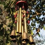 ระฆังลม กระดิ่งลม โมบายลม Wind Chimes ของแต่งบ้านเสริมฮวงจุ้ย