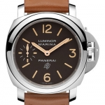 นาฬิกาผู้ชาย Panerai รุ่น PAM00632, Luminor Marina Logo Acciaio Automatic
