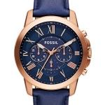 นาฬิกาผู้ชาย Fossil รุ่น FS4835, Grant Chronograph