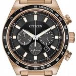 นาฬิกาผู้ชาย Citizen Eco-Drive รุ่น CA4203-54E, 100m Sport Chronograph