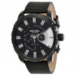 นาฬิกาผู้ชาย Diesel รุ่น DZ4382, Chronograph Black Dial