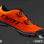 DMT M1 ORANGE FLUO BLACK