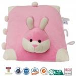หมอนยางพาราสำหรับเด็ก การ์ตูนรูปกระต่าย
