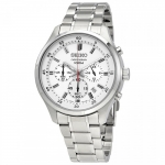 นาฬิกาผู้ชาย Seiko รุ่น SKS583P1, Chronograph Quartz