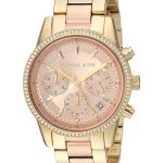 นาฬิกาผู้หญิง Michael Kors รุ่น MK6475, Ritz Chronograph Diamond Women's Watch
