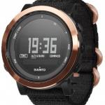 นาฬิกา ผู้ชาย - ผู้หญิง Suunto รุ่น SS022440000, Essential Ceramic Sapphire Copper Black Textile Watch