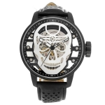 นาฬิกาผู้ชาย Invicta รุ่น INV20194, Invicta S1 Rally Mechanical Transparent Silver Skull