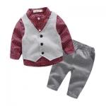 ID462- เสื้อ+กางเกง 5 ชุด /แพค ไซส์ 70 80 90 95 100