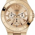 นาฬิกา Guess Model U13624L1, Rose Gold Tone Active Shine Watch