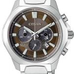 นาฬิกาผู้ชาย Citizen Eco-Drive รุ่น CA4320-51W, Super Titanium Sapphire Chonograph Watch