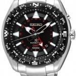 นาฬิกาข้อมือผู้ชาย Seiko รุ่น SUN049P1, Prospex Landmaster Kinetic GMT 100m