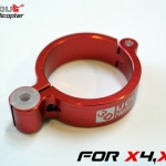 Tail Push Rod X4,X5 (RED)