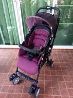 รถเข็นเด็ก Combi รุ่น Diaclasse AUTO 4 cas สีม่วง รหัสสินค้า SL0041