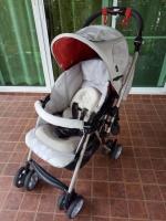 รถเข็นเด็ก Combi รุ่น Granpaseo สีขาว รหัสสินค้า SL0022