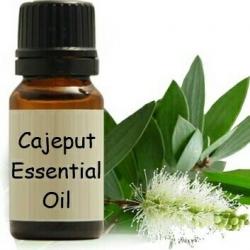 น้ำมันเขียว (Cajeput Essential Oil) 1 ลิตร