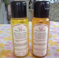 แชมพู กุหลาบ ธรรมชาติ /Natural Shampoo